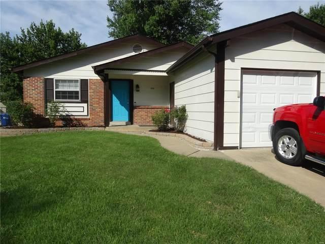 2650 Lindsay Lane, Florissant, MO 63031 (#20049886) :: Matt Smith Real Estate Group