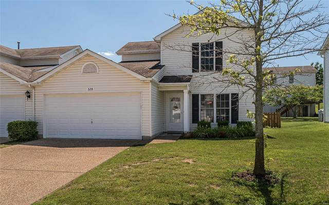 528 Donna Marie Drive, Wentzville, MO 63385 (#20049890) :: Parson Realty Group