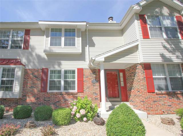 1722 N Wisteria Drive #5, Saint Charles, MO 63303 (#20049918) :: The Becky O'Neill Power Home Selling Team