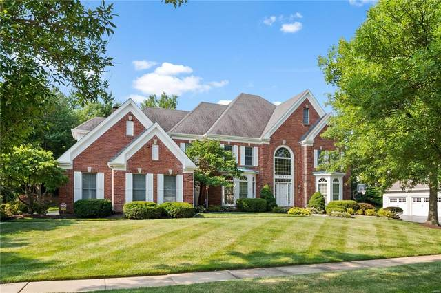 14712 White Lane Court, Chesterfield, MO 63017 (#20049931) :: Parson Realty Group