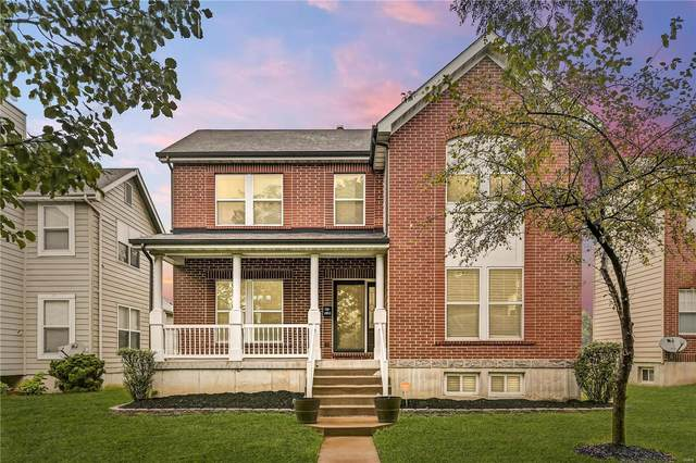 4053 Lafayette Avenue, St Louis, MO 63110 (#20049942) :: RE/MAX Professional Realty