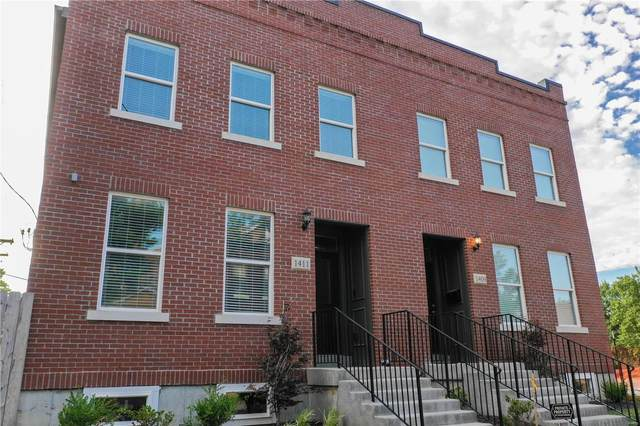 1411 South 10th Street, St Louis, MO 63104 (#20049955) :: Clarity Street Realty