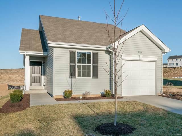 2312 Windswept Farms Drive, Eureka, MO 63025 (#20049956) :: Matt Smith Real Estate Group