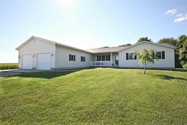 696 Il 185, Vandalia, IL 62471 (#20049965) :: Matt Smith Real Estate Group