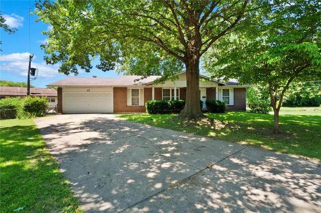 17 Gray Brooke Lane, Florissant, MO 63031 (#20049991) :: The Becky O'Neill Power Home Selling Team