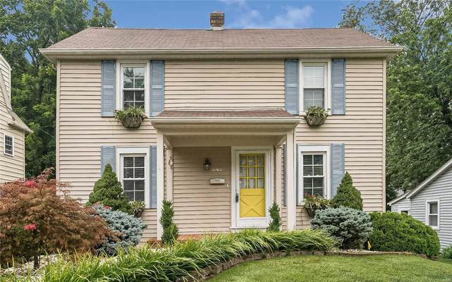849 Clark Avenue, Webster Groves, MO 63119 (#20049997) :: The Becky O'Neill Power Home Selling Team