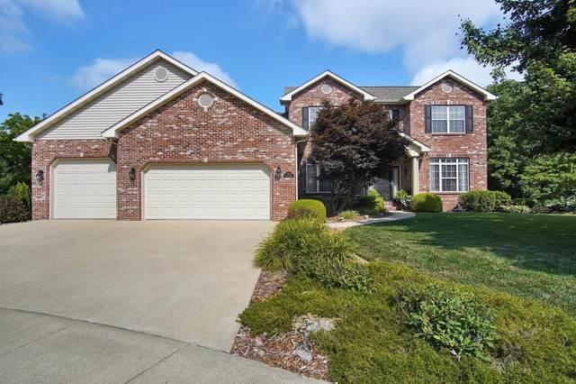 304 Windsor Forrest Road, O'Fallon, IL 62269 (#20050056) :: Tarrant & Harman Real Estate and Auction Co.