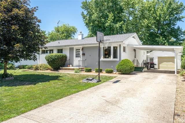 5 Circle Drive, LITCHFIELD, IL 62056 (#20050068) :: Matt Smith Real Estate Group