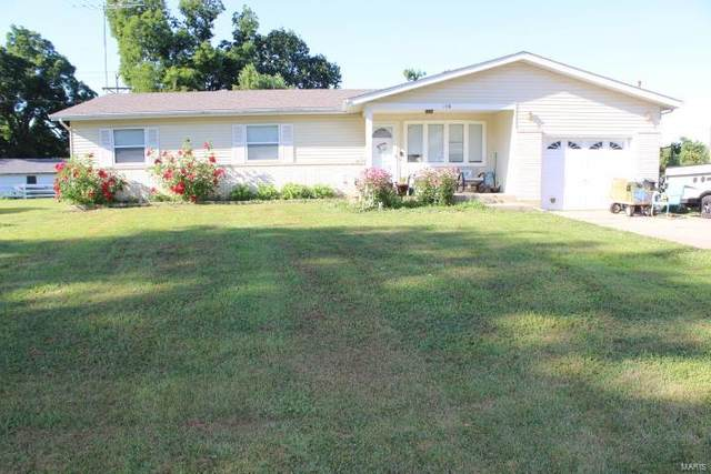 108 Carroll, Clarksville, MO 63336 (#20050096) :: RE/MAX Professional Realty