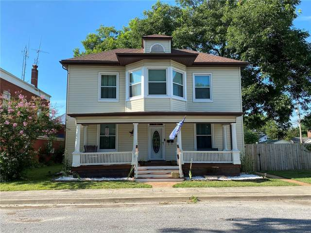 19 W Indiana Street, TRENTON, IL 62293 (#20050105) :: The Becky O'Neill Power Home Selling Team