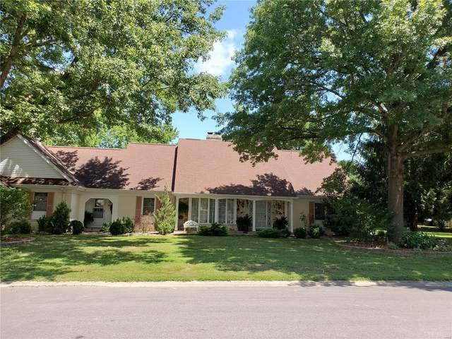 615 Athens, SPARTA, IL 62286 (#20050166) :: Kelly Hager Group | TdD Premier Real Estate