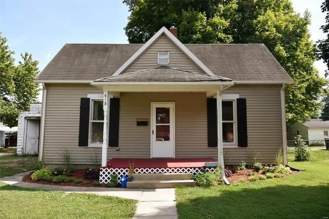 418 W Washington, Greenville, IL 62246 (#20050217) :: Matt Smith Real Estate Group