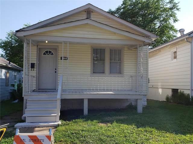 6132 Sherry Avenue, St Louis, MO 63136 (#20050239) :: Matt Smith Real Estate Group