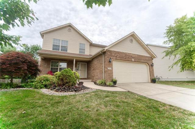 7035 Bellingham Circle, O'Fallon, IL 62269 (#20050295) :: The Becky O'Neill Power Home Selling Team