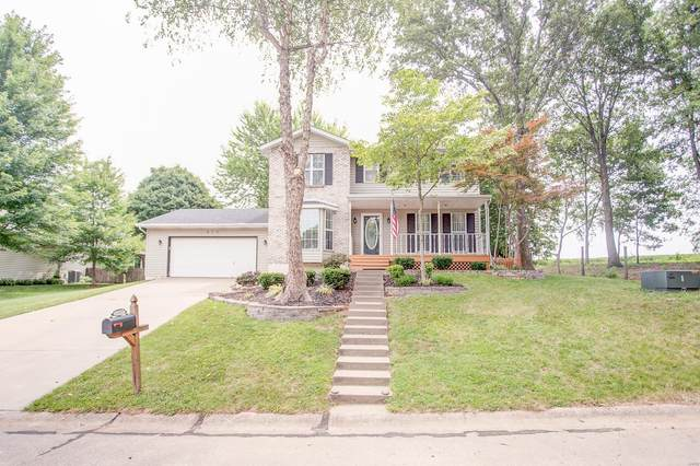310 Locust Drive, Shiloh, IL 62269 (#20050297) :: The Becky O'Neill Power Home Selling Team