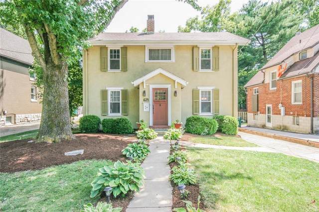 624 Marshall Avenue, St Louis, MO 63119 (#20050327) :: The Becky O'Neill Power Home Selling Team