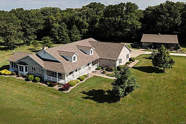 15987 Old State Road, CARLYLE, IL 62231 (#20050368) :: The Becky O'Neill Power Home Selling Team
