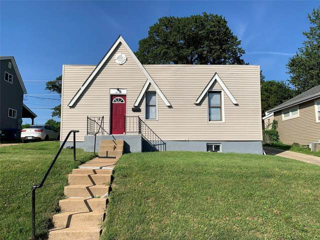 4715 Primm Street, St Louis, MO 63116 (#20050388) :: The Becky O'Neill Power Home Selling Team