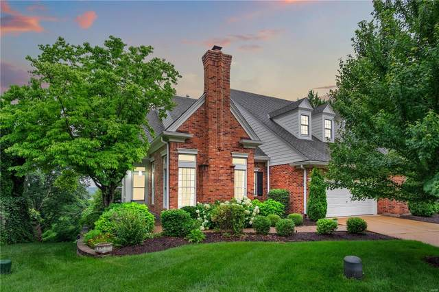 14312 Spyglass Ridge, Chesterfield, MO 63017 (#20050417) :: Clarity Street Realty