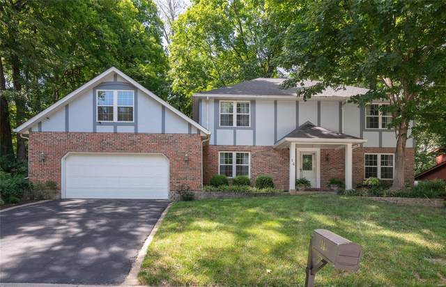 14 Shallowbrook Drive, O'Fallon, IL 62269 (#20050418) :: Parson Realty Group