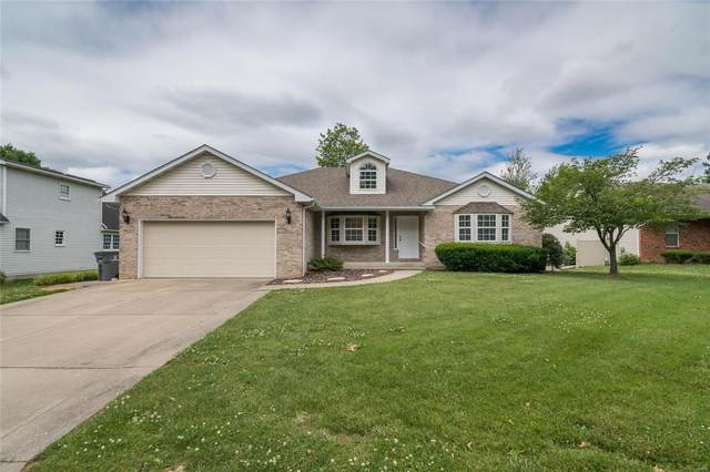 809 Penhurst Place, Belleville, IL 62221 (#20050436) :: The Becky O'Neill Power Home Selling Team