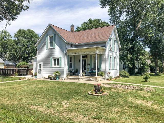 401 E 4th North Street, MOUNT OLIVE, IL 62069 (#20050488) :: The Becky O'Neill Power Home Selling Team