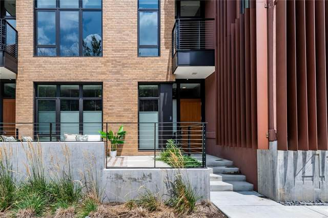 4101 Laclede Avenue #102, St Louis, MO 63108 (#20050496) :: The Becky O'Neill Power Home Selling Team