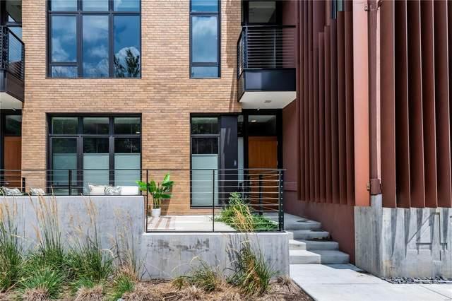 4101 Laclede Avenue #102, St Louis, MO 63108 (#20050496) :: Matt Smith Real Estate Group