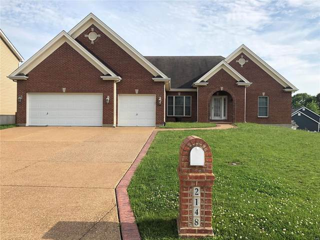 2148 Asher Court, Saint Peters, MO 63376 (#20050500) :: The Becky O'Neill Power Home Selling Team