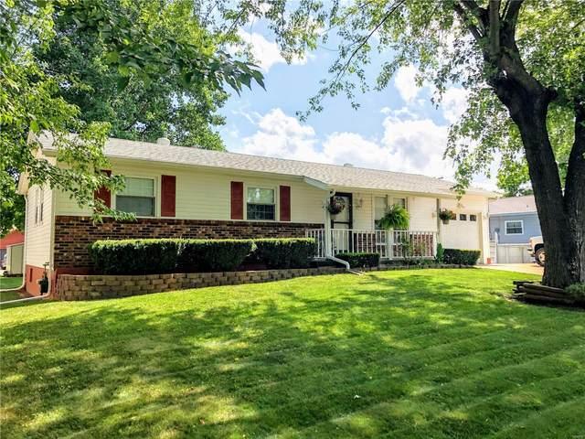 306 E Hillside Drive Drive, Farmington, MO 63640 (#20050513) :: The Becky O'Neill Power Home Selling Team
