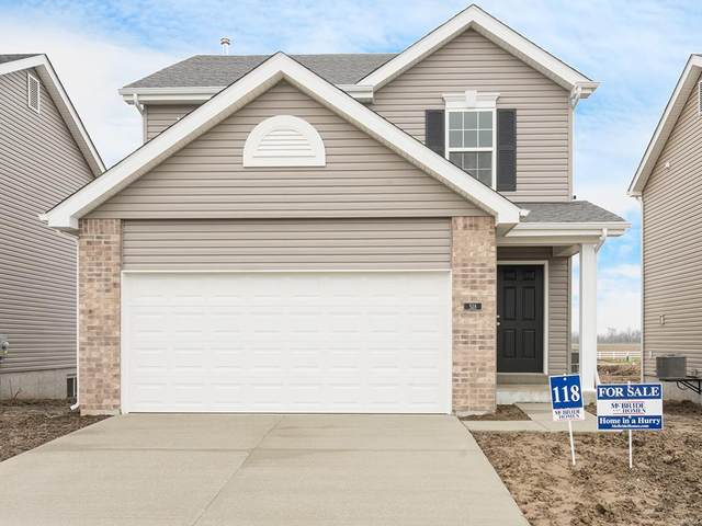 345 Charlestowne Place Drive, Saint Charles, MO 63301 (#20050583) :: The Becky O'Neill Power Home Selling Team