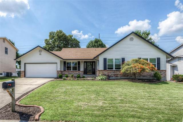 10 Spencer Trail, Saint Peters, MO 63376 (#20050586) :: The Becky O'Neill Power Home Selling Team
