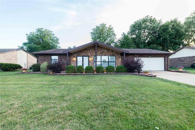 409 Weatherstone Drive, Belleville, IL 62221 (#20050650) :: The Becky O'Neill Power Home Selling Team