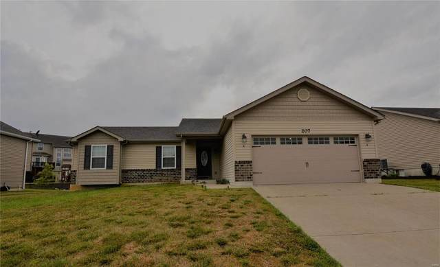 207 Ranger Drive, Wentzville, MO 63385 (#20050700) :: The Becky O'Neill Power Home Selling Team