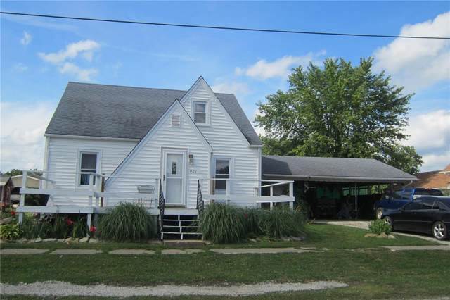 421 E 4th Street, RAMSEY, IL 62080 (#20050712) :: The Becky O'Neill Power Home Selling Team