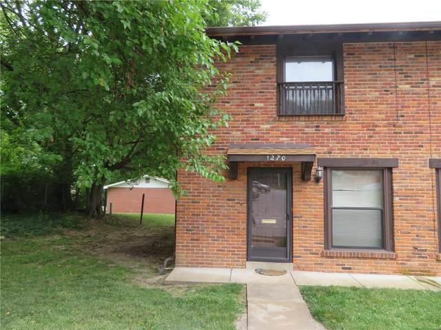 1270 North And South, St Louis, MO 63130 (#20050742) :: The Becky O'Neill Power Home Selling Team