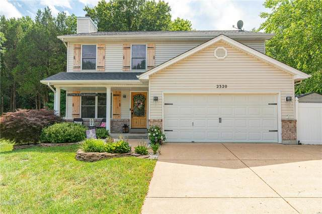 2320 Castlegate Drive, Imperial, MO 63052 (#20050850) :: The Becky O'Neill Power Home Selling Team