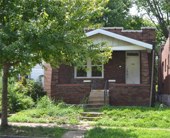 4031 Pennsylvania Avenue, St Louis, MO 63118 (#20050903) :: Kelly Hager Group | TdD Premier Real Estate