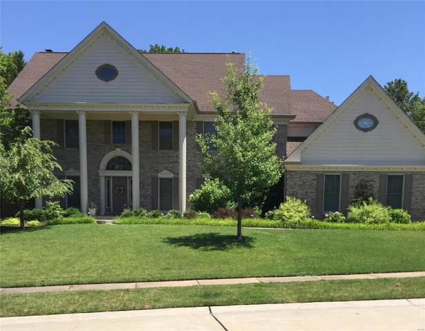 2137 Brook Hill Court, Chesterfield, MO 63017 (#20050914) :: Walker Real Estate Team