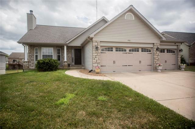 106 Quail Creek, Wright City, MO 63390 (#20051116) :: The Becky O'Neill Power Home Selling Team