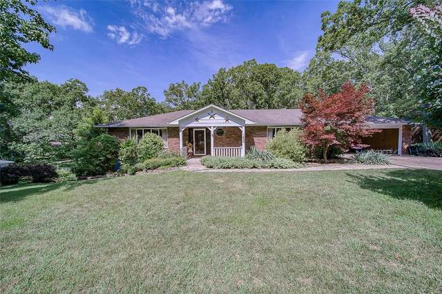 1609 Lincoln Lane, Rolla, MO 65401 (#20051128) :: Parson Realty Group