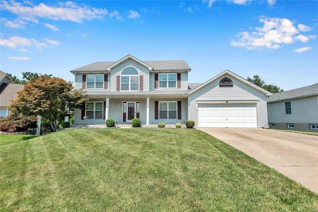 9 Pine Forest Court, Dardenne Prairie, MO 63368 (#20051224) :: Parson Realty Group