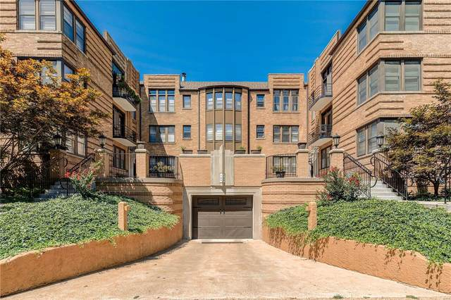 705 Westwood 2B, St Louis, MO 63105 (#20051247) :: Tarrant & Harman Real Estate and Auction Co.