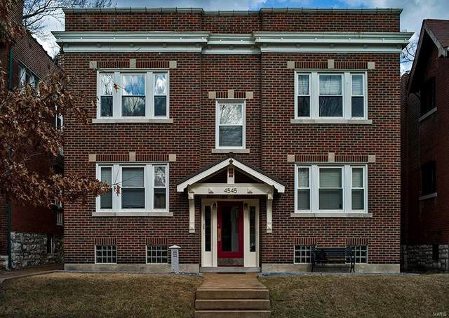 4545 Shenandoah Avenue, St Louis, MO 63110 (#20051251) :: The Becky O'Neill Power Home Selling Team