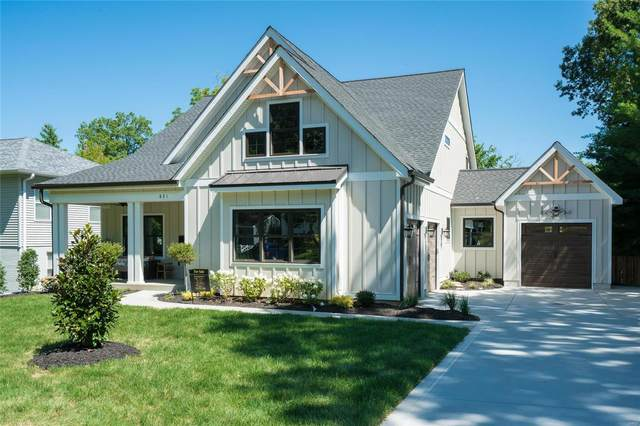 821 Warwick, St Louis, MO 63122 (#20051258) :: The Becky O'Neill Power Home Selling Team