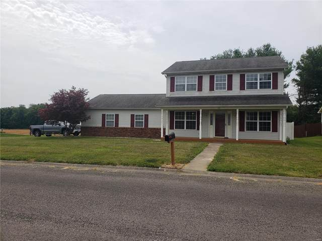 133 Suburban, Smithton, IL 62285 (#20051261) :: St. Louis Finest Homes Realty Group