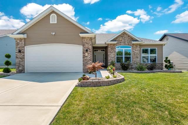 7971 Sonora Ridge, Caseyville, IL 62232 (#20051300) :: Tarrant & Harman Real Estate and Auction Co.