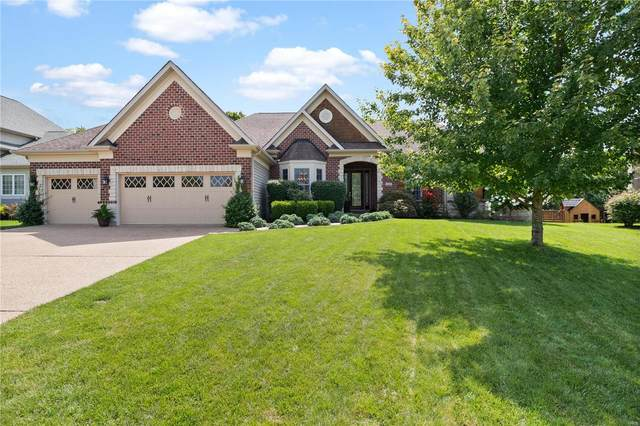 125 Sterling Crossing Drive, Dardenne Prairie, MO 63368 (#20051338) :: The Becky O'Neill Power Home Selling Team