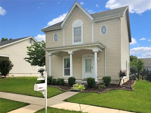 112 Hawks Haven Drive, O'Fallon, MO 63368 (#20051351) :: The Becky O'Neill Power Home Selling Team