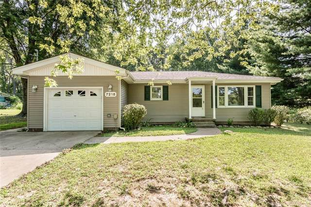 7218 Valley View Lane, Bethalto, IL 62010 (#20051352) :: Tarrant & Harman Real Estate and Auction Co.